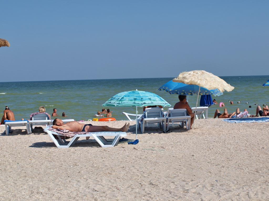 Особенности отдыха на Азовском море