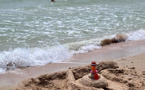 Поделки из песка 2