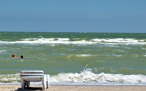 Пляж базы отдыха 3