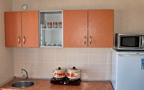 Кухня - альтернативный вид