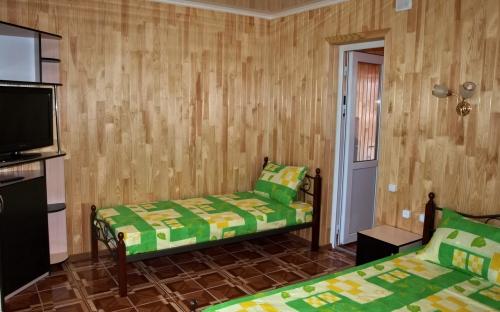 Альтернативный вид спальни