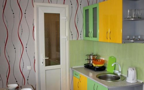 Кухня, вид 1