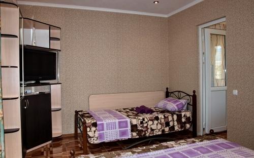 Спальня, вид 3