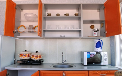 Комплектация кухни