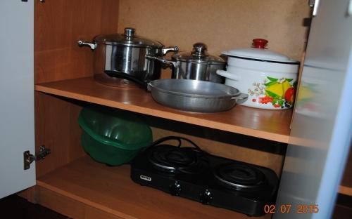 Еще комплектация кухни