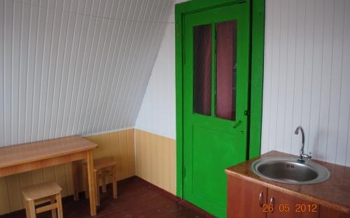 Кухня-веранда