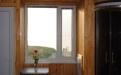 Вид из окна на лиман